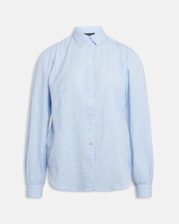 Irma Shirt Blue/White
