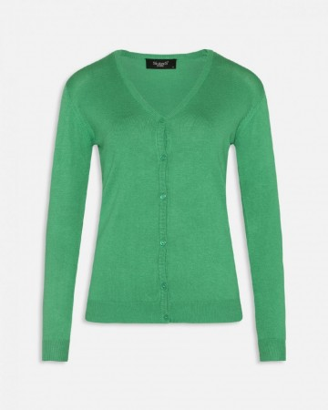 Hotti Cardigan Green