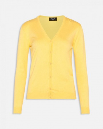 Hotti Cardigan Yellow