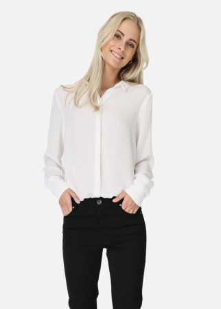Cemre White Shirt