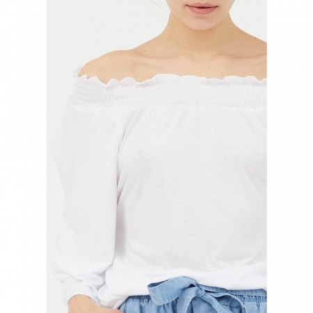 Isay - Nugga Offshoulder Blouse